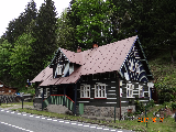 Groot huis, pension of bed and breakfast in skigebied Spindleruv Mlyn